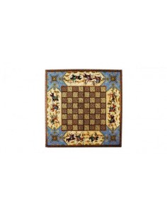 Khatamkari chess board