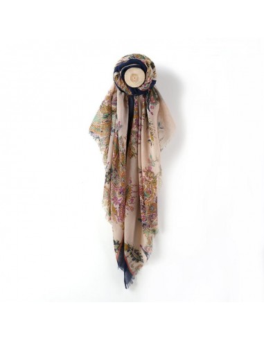 Paisley Print Scarf Persian Style