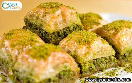 iranian sweet baklava
