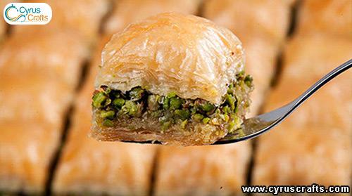 persian sweet baklava