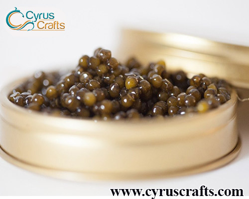 signs of caviar rot