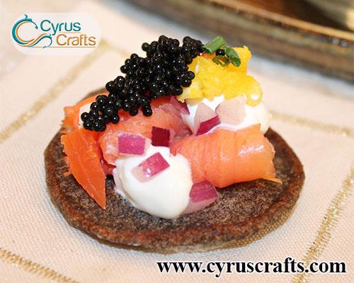 features of caviar