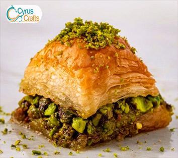 persian cookie baklava