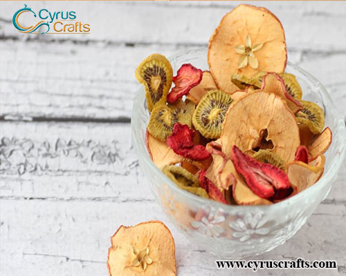 Appetite control with dried fruit