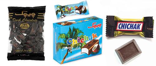 chichak candy
