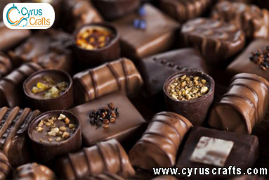 persian candy and chocolate