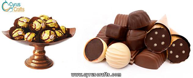 shoniz iranian chocolate