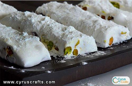 floury gaz persian candy