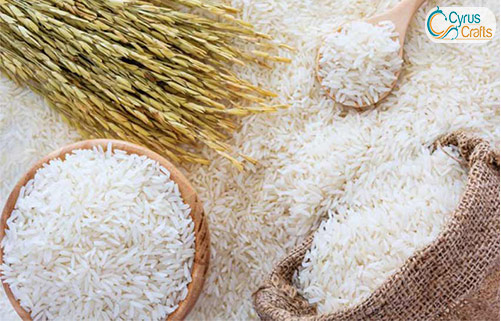 high quality iranian rice