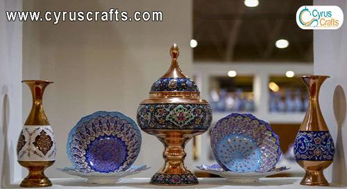 decorative utensils minakari