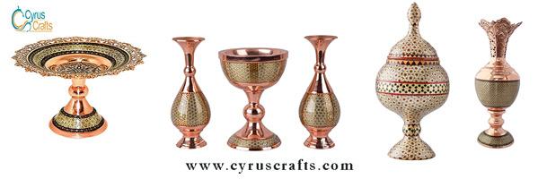 decorative utensils khatamkari