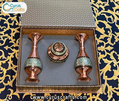 gift statue and handicrafts khatamkari