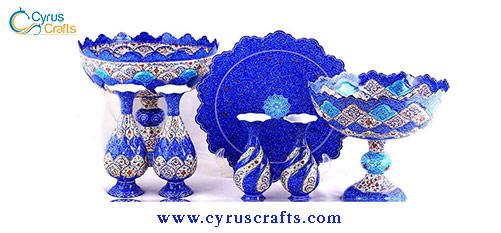 minakari handicraft for home decoration