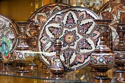 persian handicraft