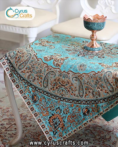 termeh tablecloths (decorative fabric)