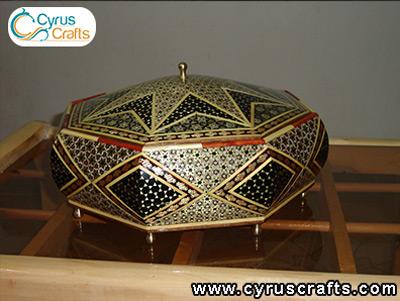khatamkari wooden handicrafts