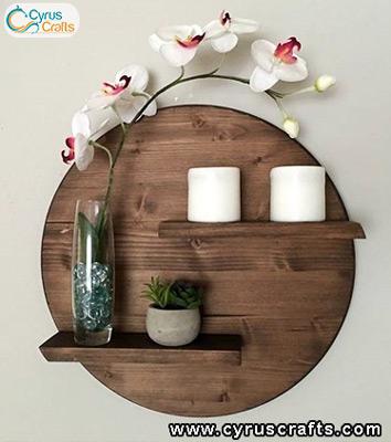 wooden wall handicrafts