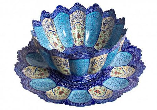 minakari bowl