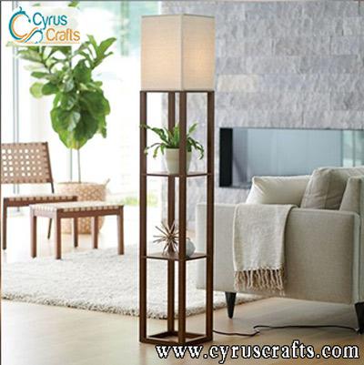 decorative standing lamp