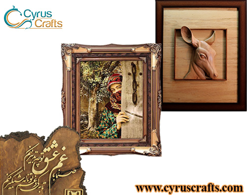 tableau, wood carving, wall Carpet