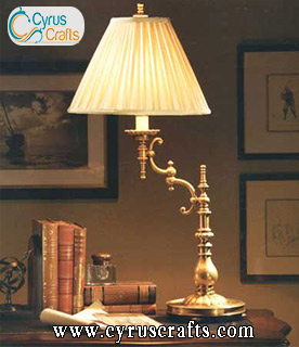 classic table and desk lamp