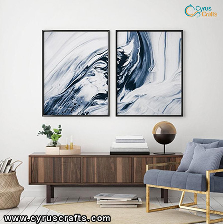 abstract painting tablou