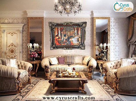 pictorial rug and carpet