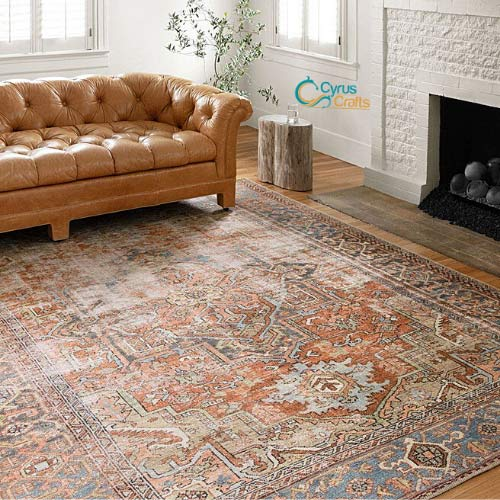 Iranian area rugs