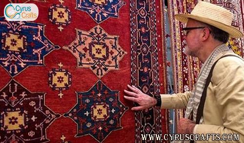 handmade carpet store