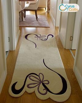 fantasy runner rug