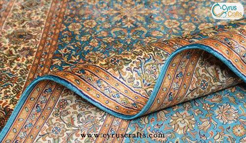 silk carpet